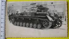 Fotografia Militare - Cingolato sulla neve - 3957