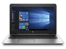 HP-EliteBook 850 G3 Intel Core i7 6TH  8GB-16GB RAM 128GBSSD -1TB  HDD 15''- A