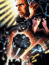 Blade Runner Retro Vintage Art Cyberpunk Movie Huge Giant Wall Print POSTER