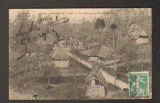 BERTHEAUVILLE prés CANY (76) VILLAS animées en 1907
