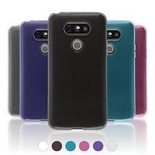 Funda LG transparente Cover Cubierta TPU protector de pantalla