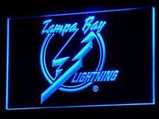 Tampa Bay Lightning Led Neon Sign Light Nhl Hockey Sports Team