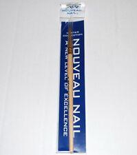 New Acrylic Master Collection Nouveau Nail PNI Kolinsky Sable Brush Oval size 6