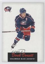 2012-13 O-Pee-Chee Retro #309 Derek Dorsett Columbus Blue Jackets Hockey Card