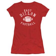 NBC Friday Night Lights East Dillon Football RedJuniors Babydoll TV T-Shirt Tee