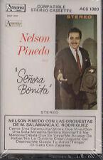 NELSON PINEDO   SENORA BONITA  BRAND  NEW-SEALED    CASSETTE