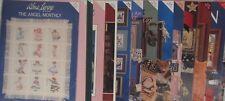 ALMA LYNNE Cross Stitch Patterns, Leaflets and Booklets ~ YOU PICK ~ #2