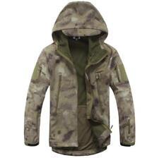 New Hunt Combat Jackets Waterproof  Camo Outdoor Hoodie Coats Parka Casual Hot