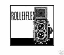 Rolleiflex 2.8F PROFESSIONAL Repair Manual $11  Special