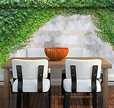 3D Rattan Plants 1121 WallPaper Murals Wall Print Decal Wall Deco AJ WALLPAPER
