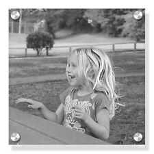 Acrilico Muro foto dal tuo foto o immagine. A3, A4, 30 cm quadrati