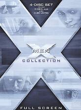 X-Men Collection, The: X2/X-Men 1.5 (DVD, 2003, 4-Disc Set, Pan  Scan)