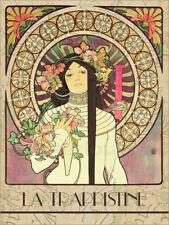 Poster / Kunstdruck La Trappistine - Alfons Mucha