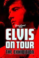 Elvis Presley on Tour Exhibition O2 Arena London Photograph Print