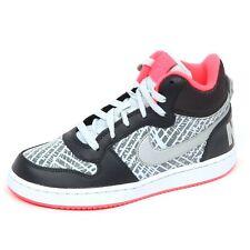 E1770 sneaker bimba nero/grigio NIKE scarpe shoe kid girl