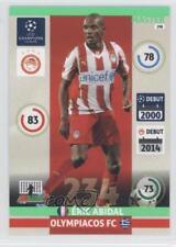 2014 2014-15 Panini Adrenalyn XL UEFA Champions League #198 Eric Abidal Card
