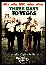 Three Days to Vegas (DVD, 2008)
