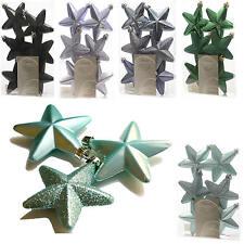 Design Stern Hängedeko Hänger Weihnachtskugel Christbaum Schmuck Deko Dekoration