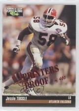 1995 Classic Pro Line Printers Proof #345 Jessie Tuggle Atlanta Falcons Card