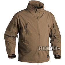 Helikon Tex Trooper Jacket Soft Shell coyote Outdoor Jacke