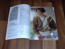 Small Diana Knitting-Beautiful Pattern - + mixpullis/with simple instructions