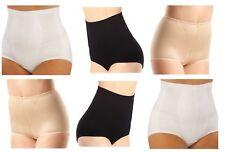 Ladies Medium Control Tummy Tuck Bum Lift Support Girdles Pants Briefs Underwear