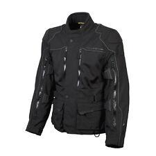 Scorpion Mens Black Yosemite XDR Textile Waterproof Adventure Motorcycle Jacket