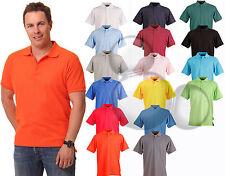Mens True Dry  Polo Shirt Size S M L XL 2XL 3XL 4XL 5XL Top