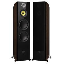 "Fluance Signature Series Hi-Fi 3-way Floorstanding Speakers  - Dual 8"" Woofers"