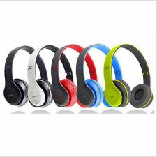 Foldable Wireless Headset Bluetooth 5.0 Headphone Earphone Stereo Super Bass