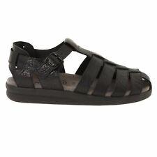 Mephisto Sam Black Mens Sandals