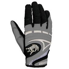 Brine Mantra Women's Lacrosse Gloves - Silver (NEW) Lists @ $30
