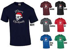 MIKE TYSON MERRY CHRITHMITH T-SHIRT - Joke Funny Christmas Jumper Alternative