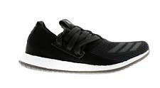 Mens ADIDAS PUREBOOST R M Black Textile Running Trainers AQ3486
