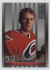1997-98 Donruss Studio #62 Sean Burke Carolina Hurricanes Hockey Card