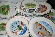 Villeroy & Boch Design Naif LAPLAU Plates you CHOOSE + wedding