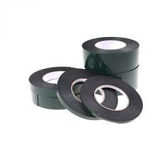 6-60mm * 10m fuerte adhesivo impermeable doble cara cinta de espuma negro