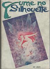 YUME NO SILHOUETTE la silhouette del sogno -special sul manga per adulti 1992