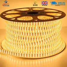 15MM 276 LED/M Strip Light Rope Light SMD 2835 240 V IP67 Waterproof CW/WW