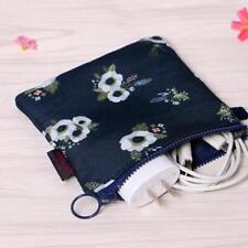 Women Small Mini Wallet Card Key Holder Zip Coin Purse Clutch Bag N7