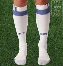 Real Madrid Home Socks - adidas Football Socks - Mens - All Sizes