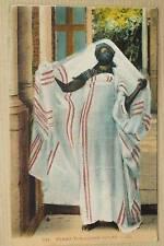 TUNISIE - FEMME TUNISIENNE VOILEE
