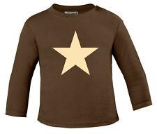 CREME STAR Chocolate Baby-Longsleeve Shirt