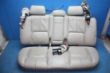 Cadillac Seville SLS Rücksitzbank Rücksitz Leder Sitzheizung Gurt