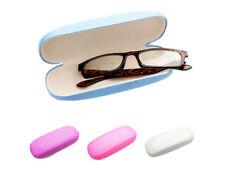 Bling Print Small Hard Clamshell Eyeglass / Sunglass Case ~ Gift Idea