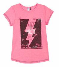 T-shirt 3 pommes fille éclair Shirt ROSA Mexica