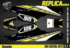 Kit Déco pour / Decal Kit for Jet SkiYamaha Super Jet - Yellow