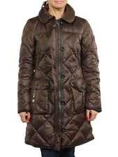 PEUTEREY SYLVIE MARRONE 56A06D216J0 giacca invernale piumino donna