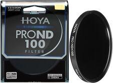 Hoya ProND100 Neutral Density 6 2/3-stop Filter 52/58/67/72/77mm