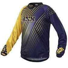 7cc14f7d9 IXS Orcan DH Jersey Herren Fahrrad Trikot Shirt Downhill MTB All Mountain  Bike